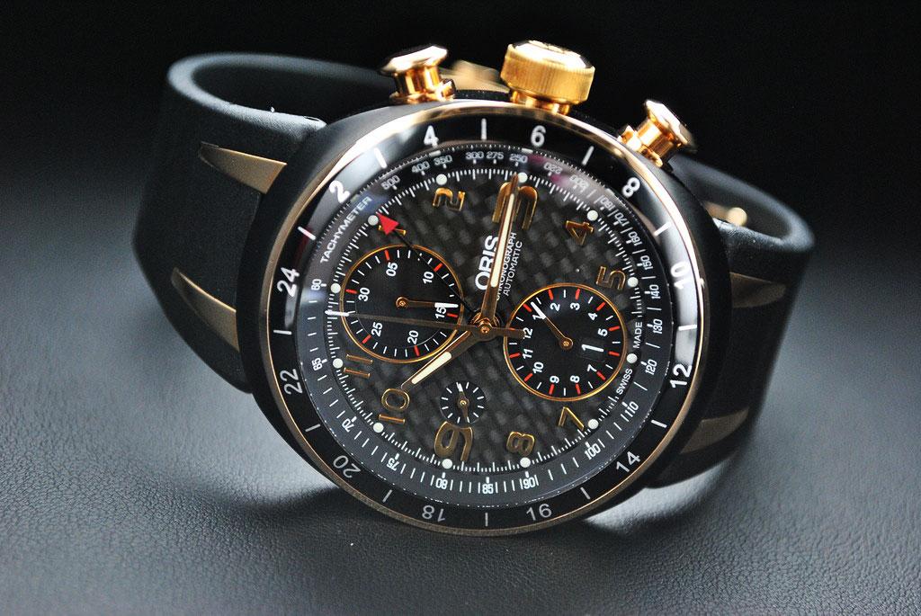 Oris TT3 Chronograph 2 Time Zone-1
