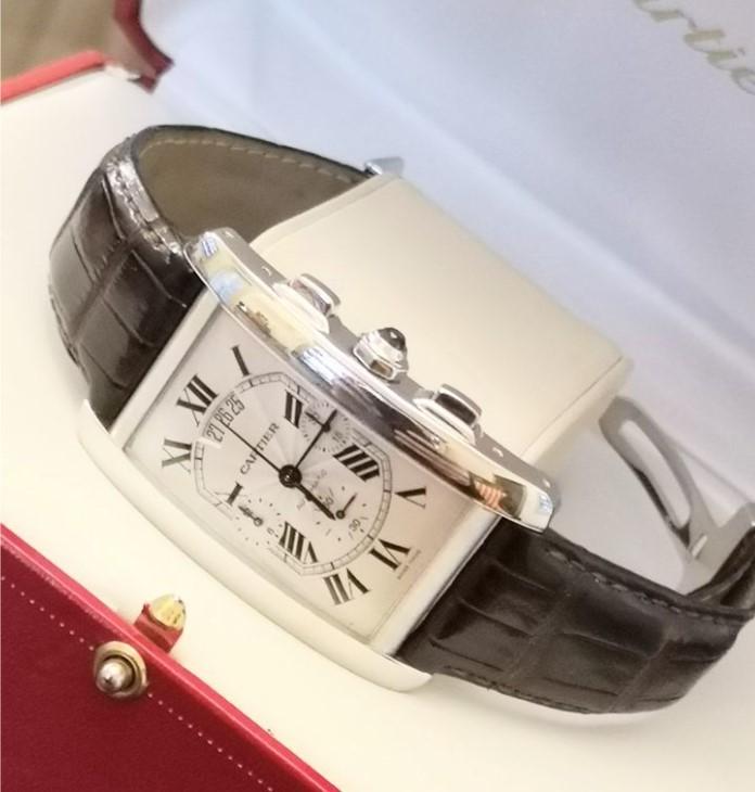 Cartier Tank Americaine XL Chronograph w2609456-26