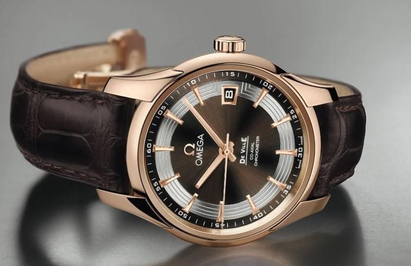 Omega De Ville Hour Vision Co-Axial Chronometer 41-25