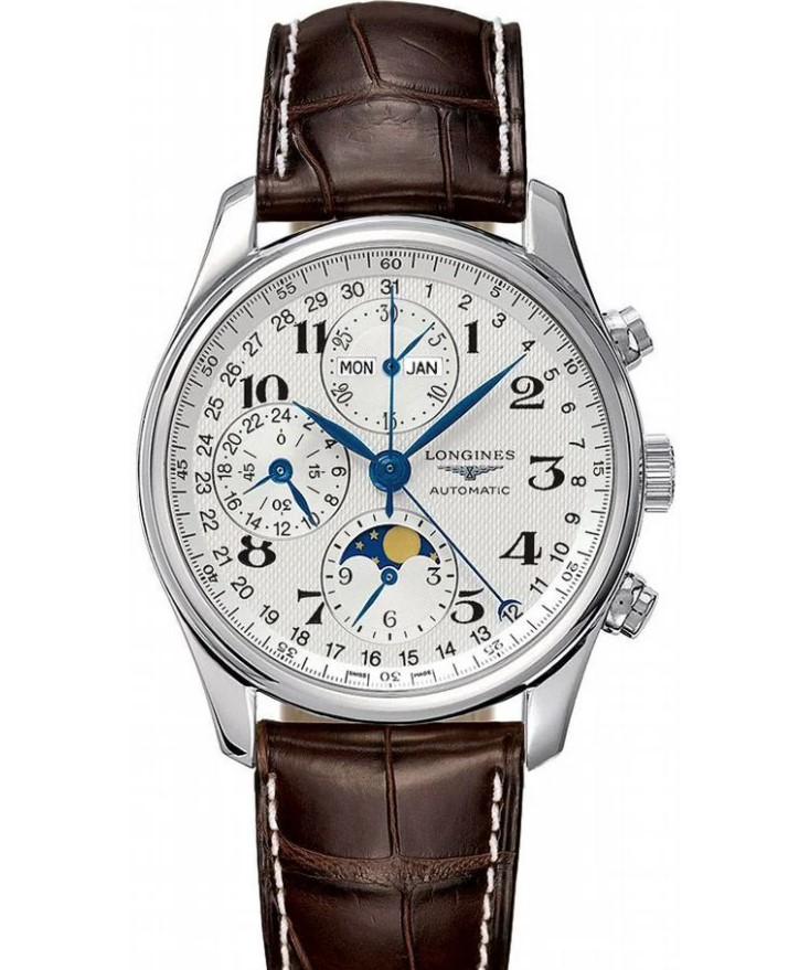 Longines Master Collection 40 мм мужские часы-17