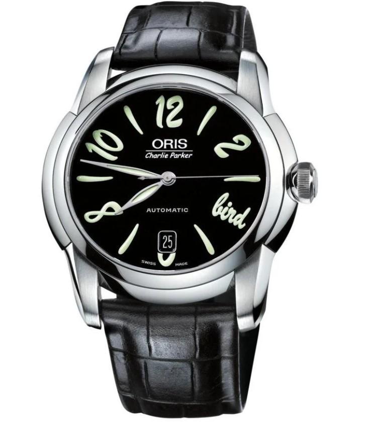 Oris Charlie Parker Limited Edition-13