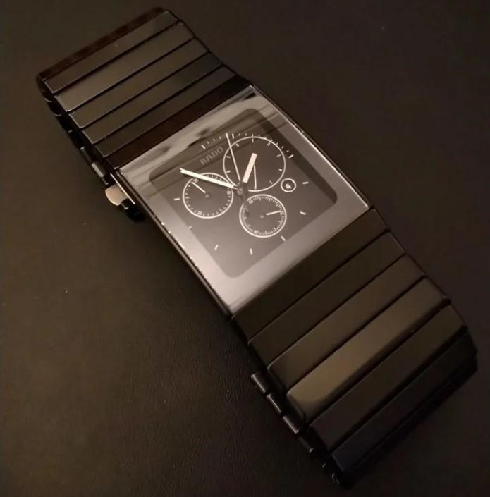 Rado Chronograph 538.0715.3.015 мужские часы-12