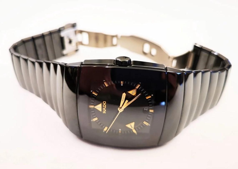 Rado Sintra XXL Quartz мужские керамические часы-7