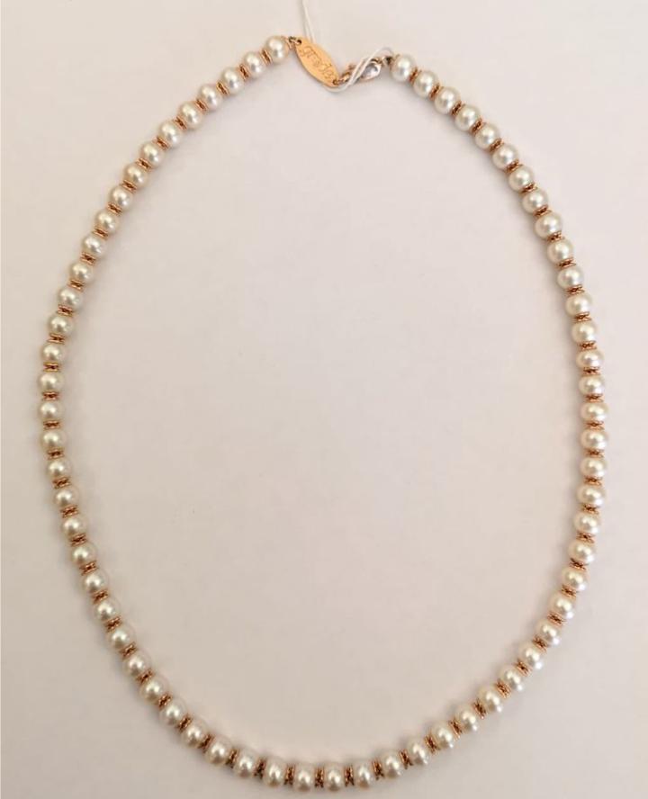 Жемчужное ожерелье-2